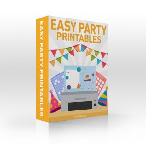 Easy Party Printables Training Course