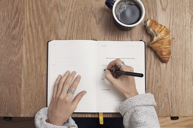 How Journaling Can Help with Achieving Your Goals