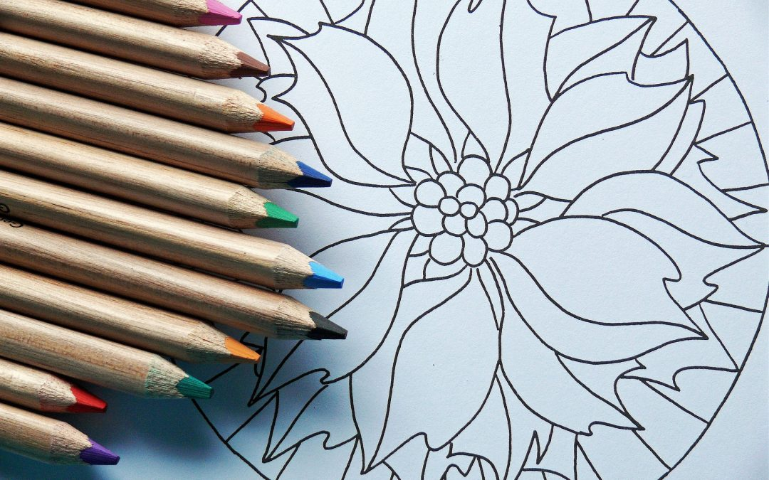 Benefits of Coloring for Mental Health